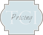 Pricing for Design Delivered by Connell Interiors