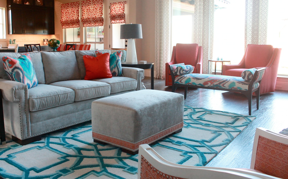 Kick your coffee table to the CURB Traci Connell Interiors