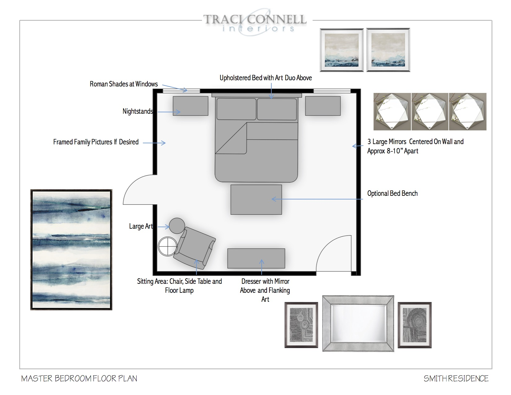 online interior design services traci connell interiors