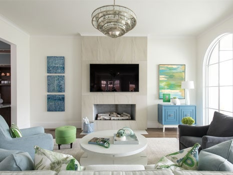 Dallas Interior Designs By Traci Connell
